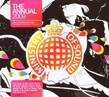 MINISTRY = annual 2009 = Prydz/Axwell/Doray/Inpetto/Mason...=3CD= groovesDELUXE!