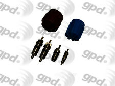A/C System Valve Core and Cap Kit-GAS Global 1311574