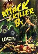 Attack of the Killer B's: 10-Movie Collection (3-DVD)