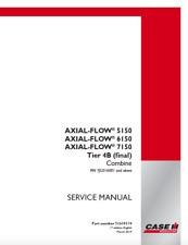 Case IH Combine Axial-Flow 5150, 6150, 7150 Tier 4B (final) Service Manual