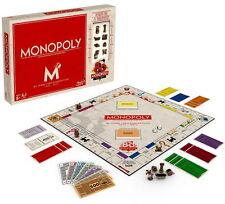 Monopoly Retro 80 Jahre Jubiläums Edition Sonderedition Brettspiel Spiel NEU