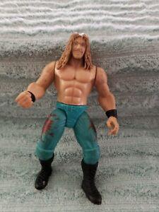 1998 Jakks Edge Wwe/Wwf  Action Figure