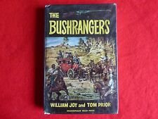The Bushrangers By William Joy & Tom Prior (1963) 1st Ed.