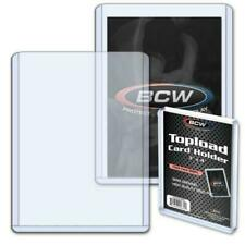 5 BCW 3x4 360pt 9mm Opening Topload Card Holder Super Thick New Free Shipping