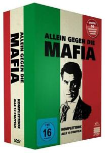 Allein gegen die Mafia - Komplettbox - Alle 10 Staffeln, 27 DVD Set NEU + OVP!