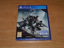 Brand new Sealed Destiny 2 Game for Sony PS4 Playstation 4