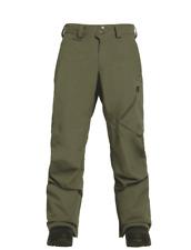 Burton AK Cyclic Gore-Tex Pant Men's Size Small Green