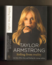 Taylor Armstrong, Hiding From Reality, Signed