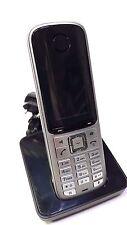 Gigaset S810 S810h Mobilteil & Ladeschale für S810A SX810 SX810A Top!!
