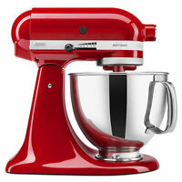 KitchenAid Stand Mixer tilt 5-QT RRK150 All Metal Artisan Tilt Choose Color