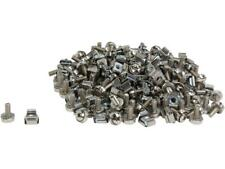 StarTech.com CABSCREWM52 100 Pkg M5 Mounting Screws and Cage Nuts for Server Rac