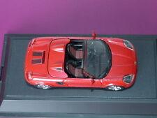 rare toyota MR-S vvt rouge 1/43 idéal cadeau superbe réalisation 11 photos dispo