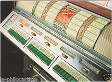 AKarte Kunst Musik Technik SEEBURG  V200 1955 Detail Verlag Swan Buch-Marketing
