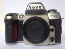 Nikon F80 F 80 35MM Film Camera + CINGHIA + Cap