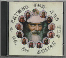CD FATHER YOD AND THE SPIRIT OF '76 - Contraction  1974/1998