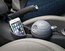 STAR WARS ROGUE ONE 1 DEATH STAR USB CAR CELL PHONE TABLET CHARGER LIGHTS SOUND