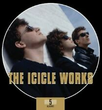 The Icicle Works - 5 Albums Box Set [CD]