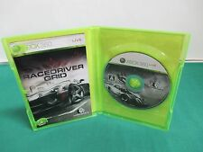 Xbox360 -- RACEDRIVER GRID -- JAPAN. GAME. Work. 53648
