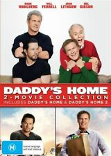 Daddy's Home / Daddy's Home 2 (DVD, 2018, 2-Disc Set)