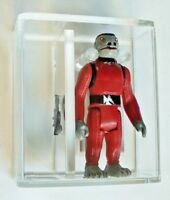 1978 KENNER STAR WARS SNAGGLETOOTH AFA GRADED 80 CONDITION 20 back