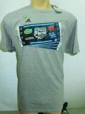adidas 2014 NCAA Division 1 mens basketball final 4 ticket stub t-shirt sz L NWT