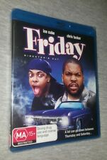 *New & Sealed* Friday - Director's Cut (Aus Blu-Ray) Ice Cube Chris Tucker, RARE
