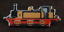 Vintage Stepney Mountain Train Enamel Pin Pinback