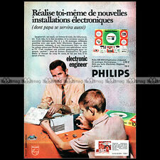 PHILIPS ELECTRONIC ENGINEER EE 1003 1968 - Pub / Publicité / Ad Advert #A1426