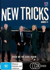 New Tricks : Series 11 - DVD NEW & Sealed - R4 ABC Season Eleven Crime