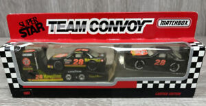 1993 Davey Allison Matchbox Super Star Team Convoy Limited Edition  NEW IN BOX