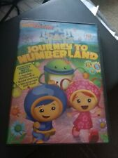 Team Umizoomi: Journey to Numberland (DVD, 2011)