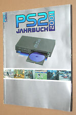 PS2 Jahrbuch 2001 Final Fantasy Metal Gear Solid Resident Evil GTA Jack & Dexter