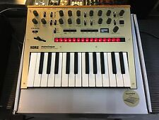 KORG Monologue Analog Monophonic Synthesizer /Mono Synth / Gold  //ARMENS//