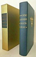 The Queens Necklace by Alexandre Dumas Limited Editions Club 1973 #488 Illus.