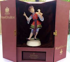 ROYAL DOULTON Figurine Dancers Of The World - CHINESE DANCER  HN 2840 MINT Rare