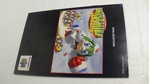 Spielanleitung  von Mischief Makers -  Nintendo 64 N64