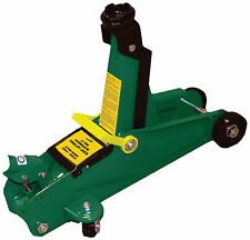 2 ton Chariot Voiture Roue Jack wind up levage hydraulique Étage Garage Haute