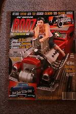 Ol Skool Rodz #32  hot rod rat rod jalopy