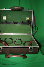 Vintage Camera Case LENSE CASE VINTAGE CAMERA CASE CAMERA SUITCASE TRAVEL CASE