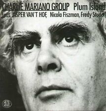 Charlie Mariano Group - Plum Island (RARE DELETED 80's CD)