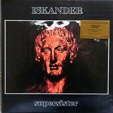 Supersister-Iskander Dutch prog  lp 180 gram  new reissue