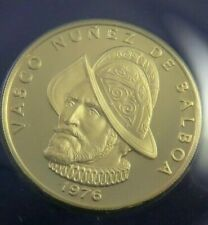 1976 Republic of Panama Hundred Dollar .900 Gold 8.16g Proof Coin Sealed w/ COA