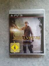 Adam's Venture Chronicles PS3 Sony Playstation 3 leichte Trophäen