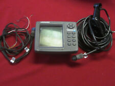 Lowrance 510C Series Depth Finder-Used Transducer & Power  Cable