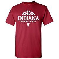 Indiana University Hoosiers Basketball Hype Licensed Unisex Tee