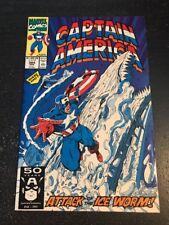 Captain America#384 Incredible Condition 9.0(1991) Ron Lim Art!!