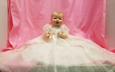 "Vintage 17.5"" Effanbee 1924 Bubbles Composition/Cloth Baby Doll"