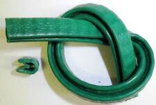 U-Profil Kederband mit Stahleinlage, Klemmber. 1-2mm - minzgrün (ähnl. RAL 6029)