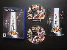 KING OF FIGHTERS MAXIMUM IMPACT : JEU PLAYSTATION 2 PS2 + Dvd BONUS (complet)