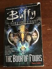 BUFFY THE VAMPIRE SLAYER THE BOOK OF FOURS BOOK BTVS